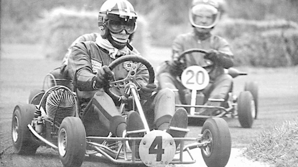 FIA Karting - History